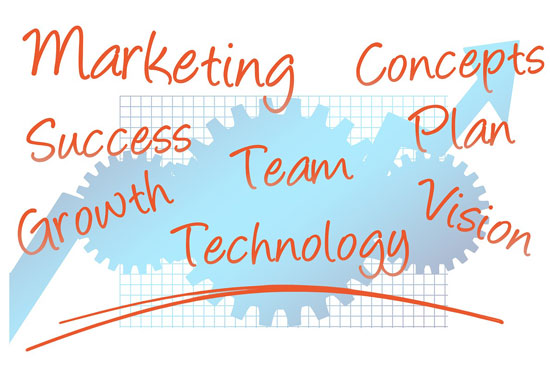 search marketing graphic